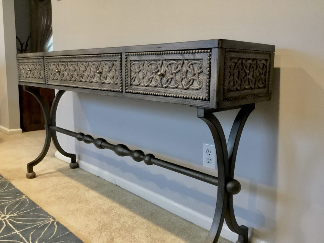 Buttonwood Console Table