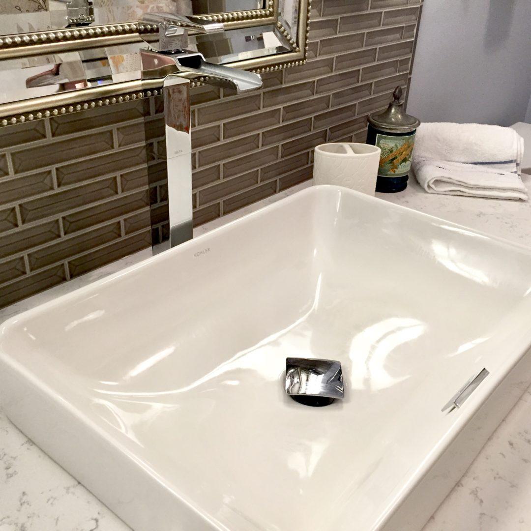 Carol Lane Bathroom Sink