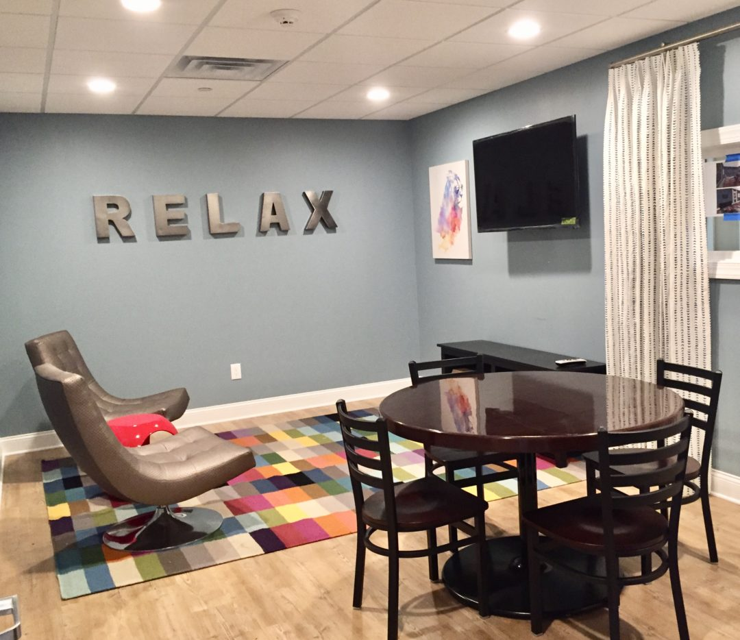 Willowood Relax Room 1