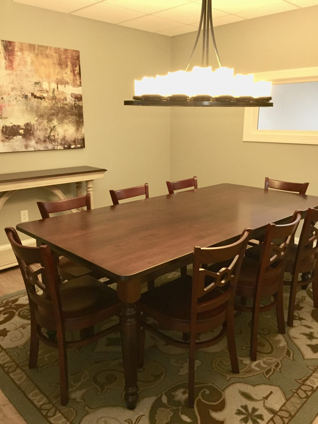 Willowood Dining Room 1